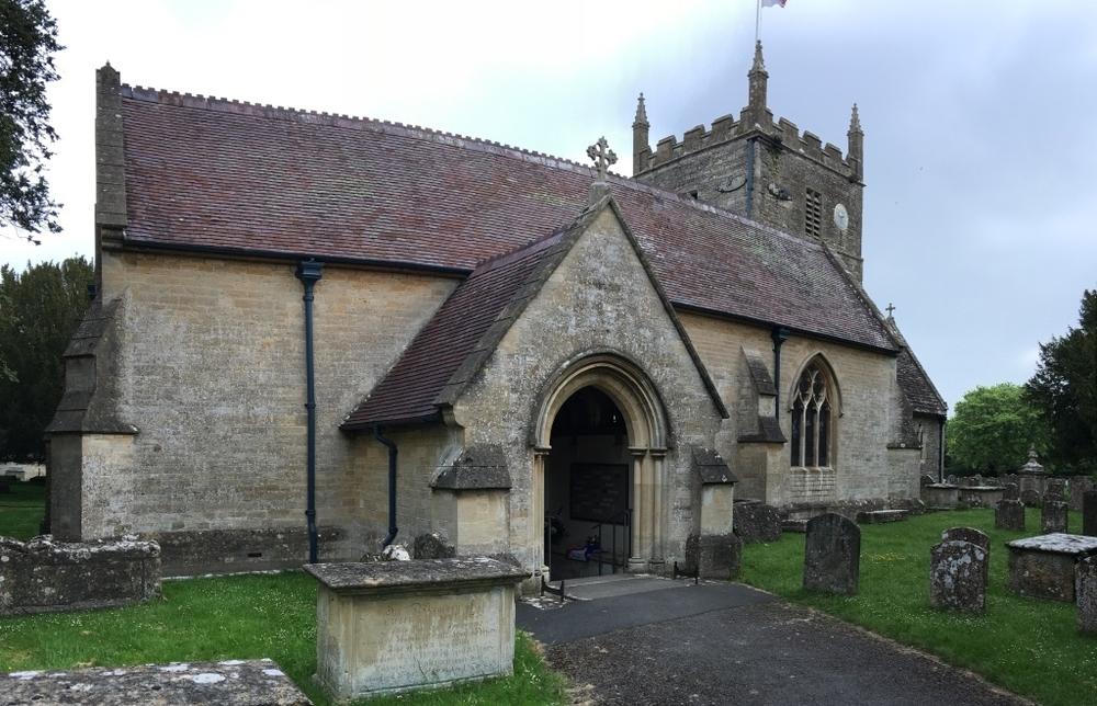 All-Hallows-Church