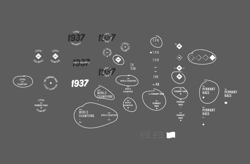 Brand sketches