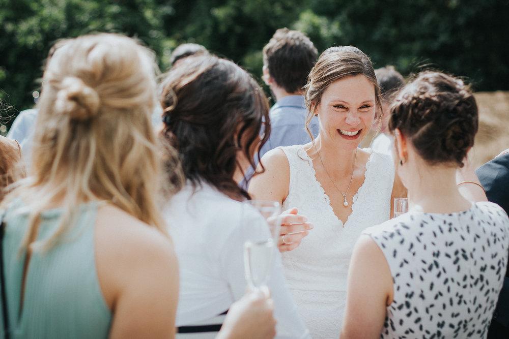 Braut Gratulation Freude