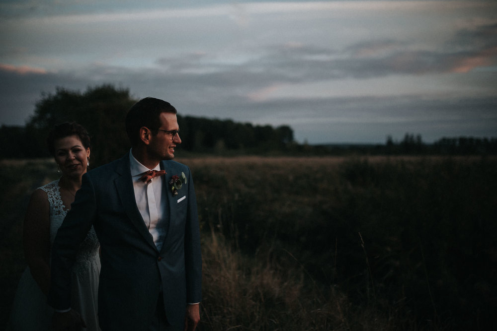 Brautpaar in Homberg Ohm