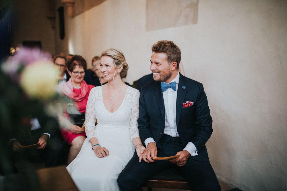 Brautpaar im Michelchen Marburg