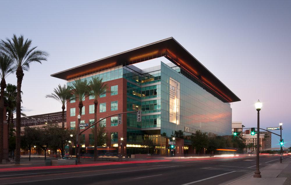 Fulton Center, ASU, Commercial Real Estate Photography
