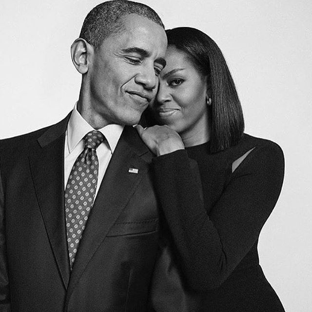 We will miss your tireless efforts in helping build a better America and your public love and admiration for one another! #barackobama #michelleobama #potus #flotus #farewell
