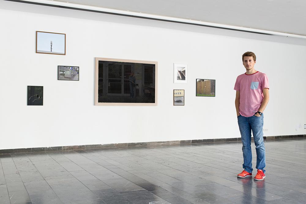 Ausstellung Fh Bielfeld: Patrick Pollmeier - Charger (z9) / Fotostrecke