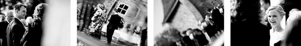 Hochzeitsfotografie, schwarz weiß, Reportage, fotografiert von Patrick Pollmeier