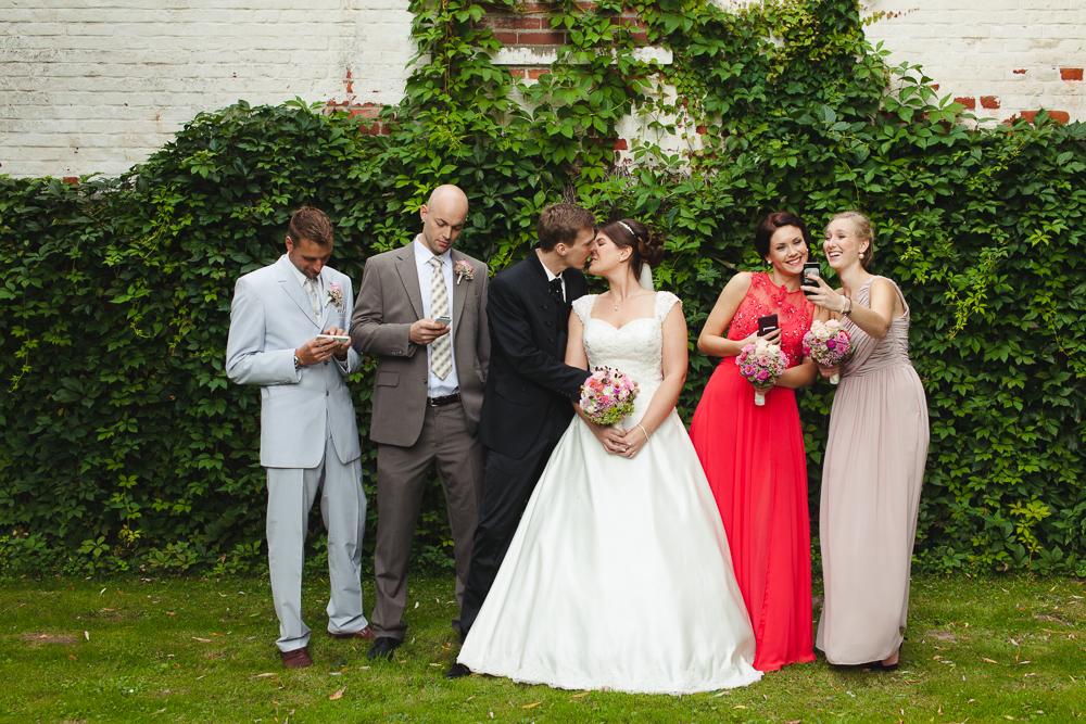 Gruppenbild I Hochzeit