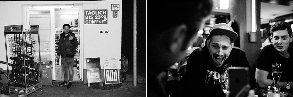 Portrait, Kiosk in Bielfeld, fotografiert von Patrick Pollmeier