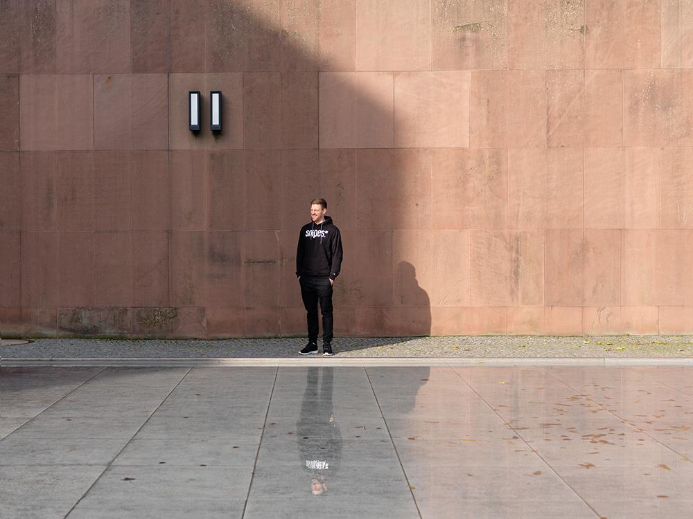 Kunsthalle Bielefeld, Portrait, Wasser, Fotograf: Patrick Pollmeier