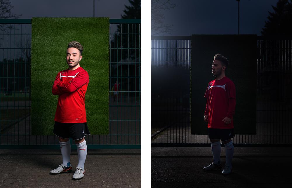 Serkan Akman im Interview mit Hendrik Fahrenwald Fotos von Patrick Pollmeier