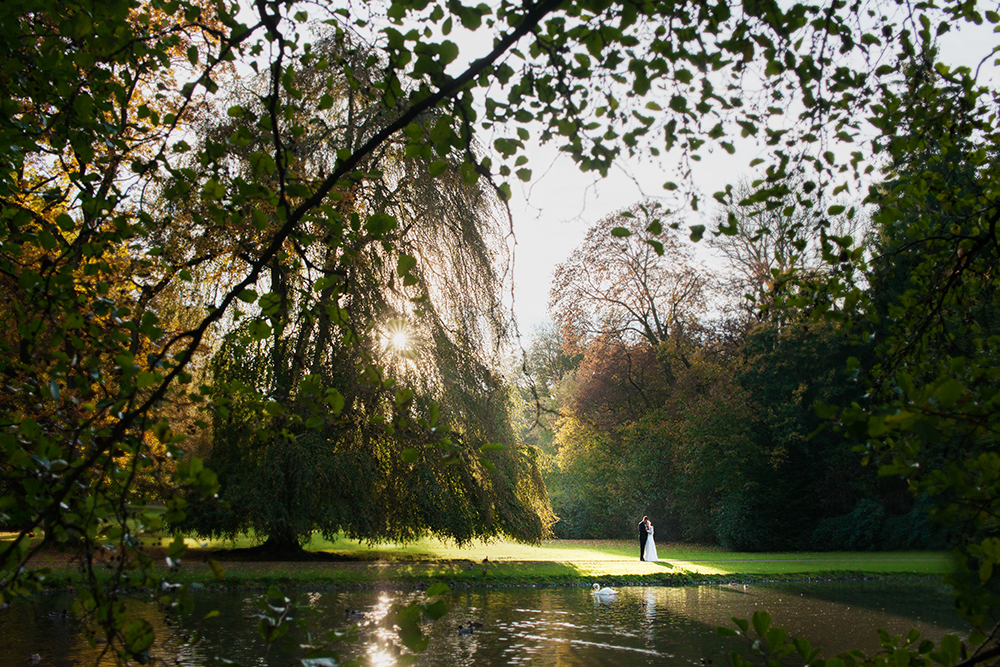 Hochzeitsfotografie, Gräflicher Park, Bad Driburg, Fotograf aus Bielefeld: Patrick Pollmeier