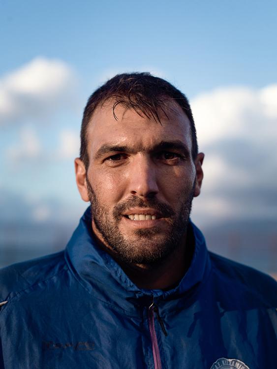 Georgios Lazaridis