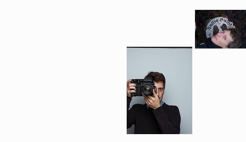 Selbstportrait & Selfiepoint