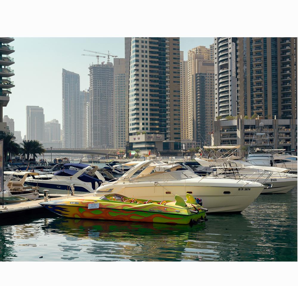 Fotografien aus dem Orient, Dubai