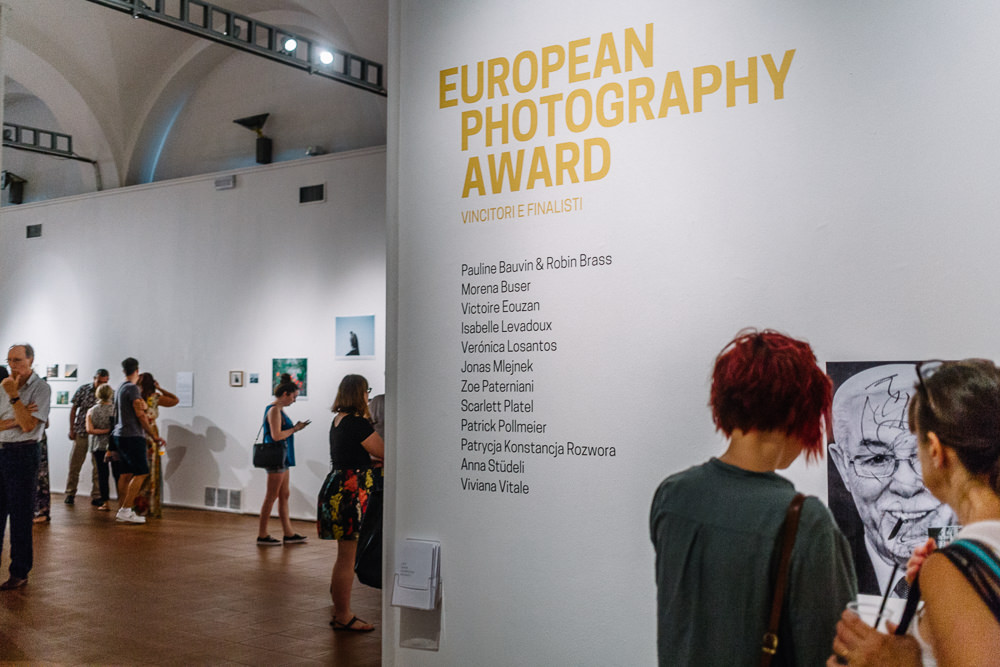 European Photography Award 2017 in Modena, Italien