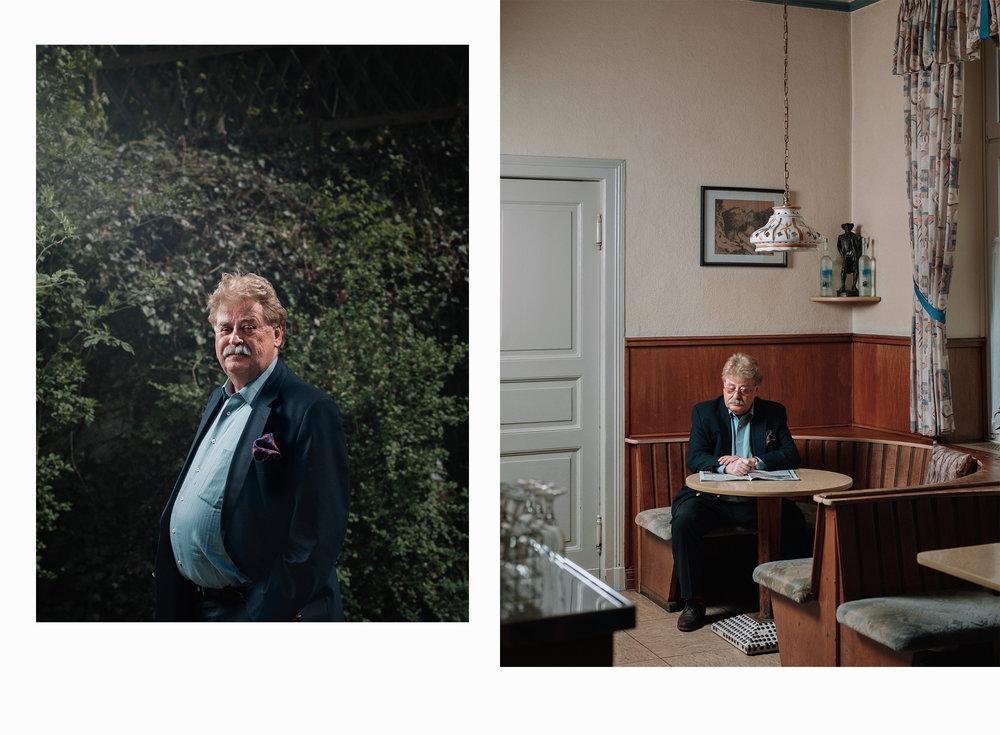 Elmar Brok: Eu-Parlamentarier Foto: Patrick Pollmeier