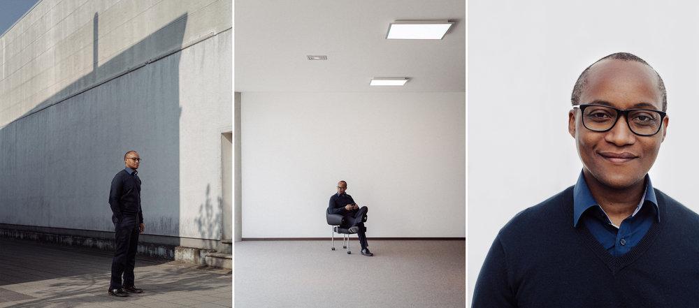 Editorial: Portrait in Bielefeld