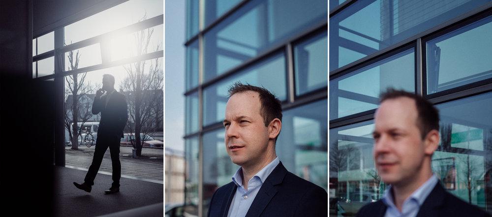 Wanja Glatte, Geschäftsführender Gesellschafter Solihde GmbH Fotograf: Patrick Pollmeier