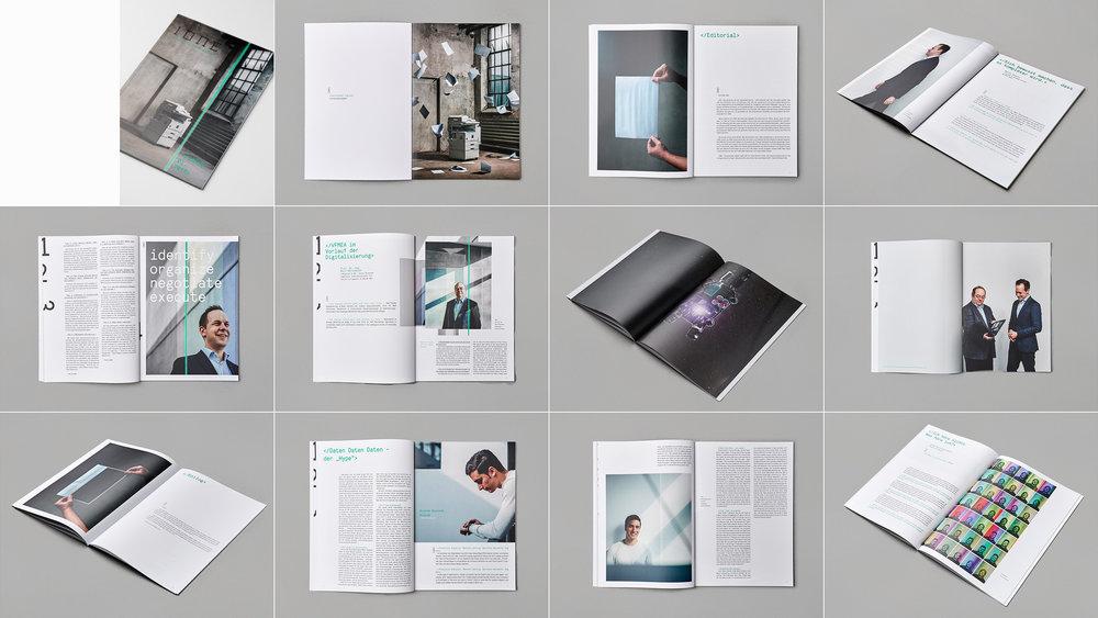 IONE Magazine Grafik: vomKiosk