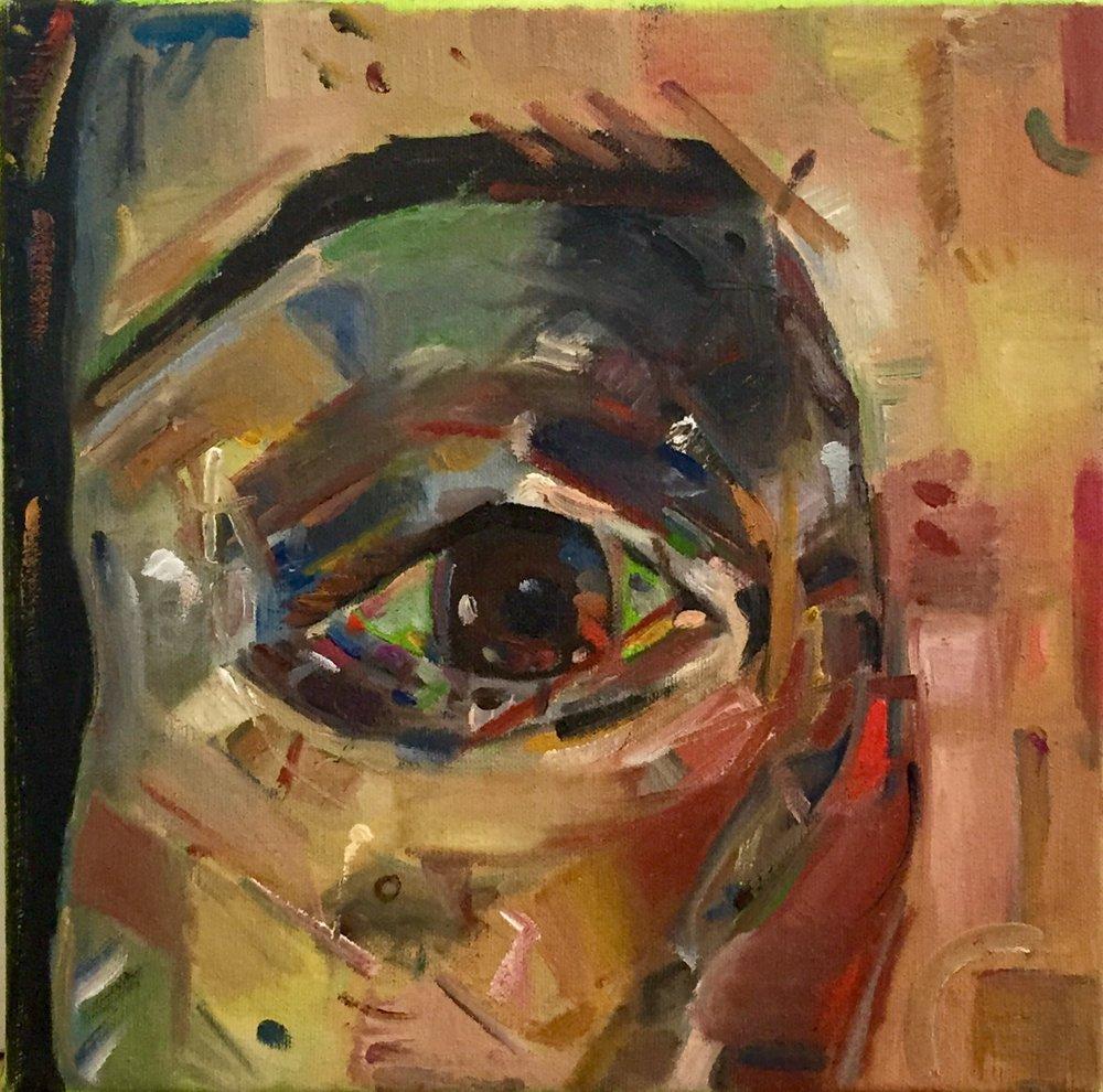 L'oeil aux mille couleurs
