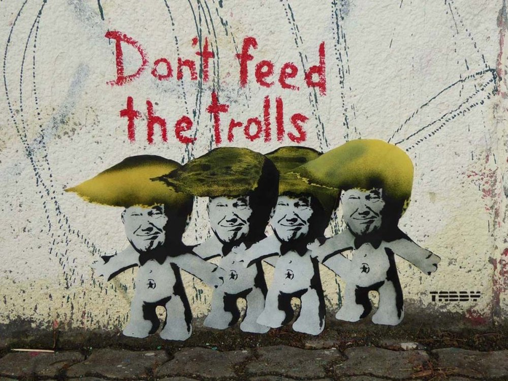 Donald Troll