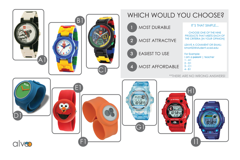 Image Board 1 - watches