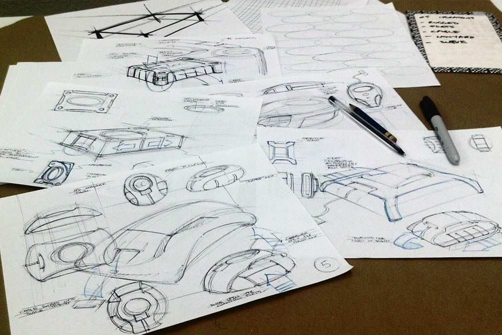 Preliminary Ideation