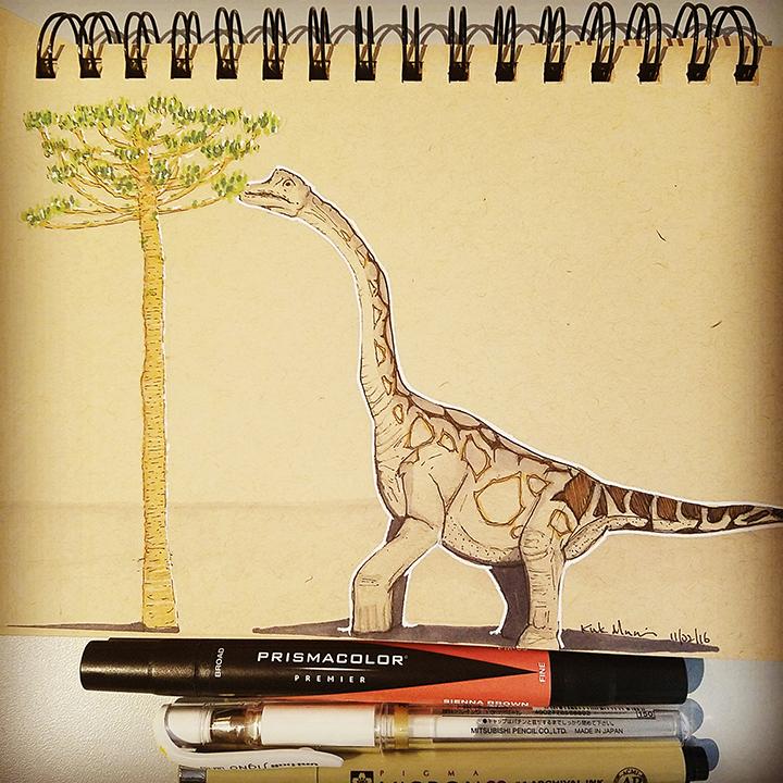 02 Brachiosaurus