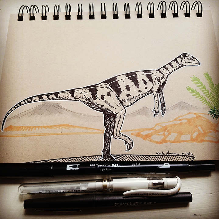 06 Fabrosaurus