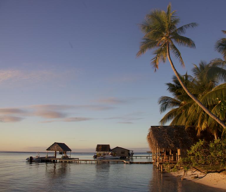 Le paradis sur Terre se nomme Tétamanu, un petit village situé au sud de l'atoll de Fakarava en Polynésie.