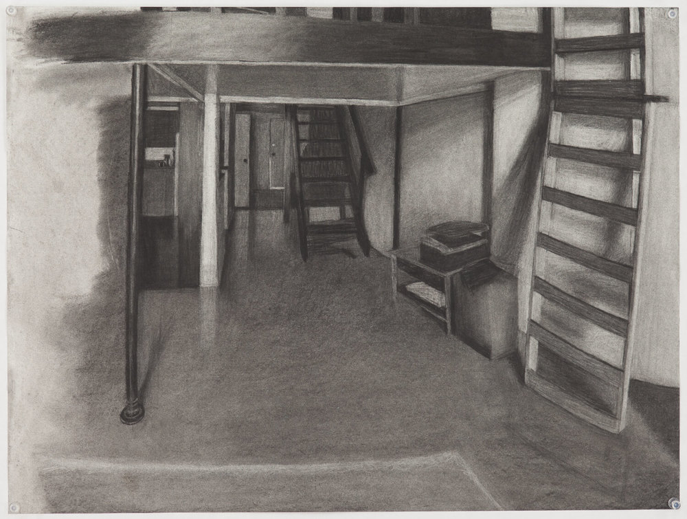 Loft Entryway