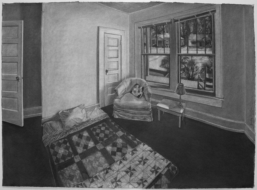 Isabelle's House, the Spare Bedroom