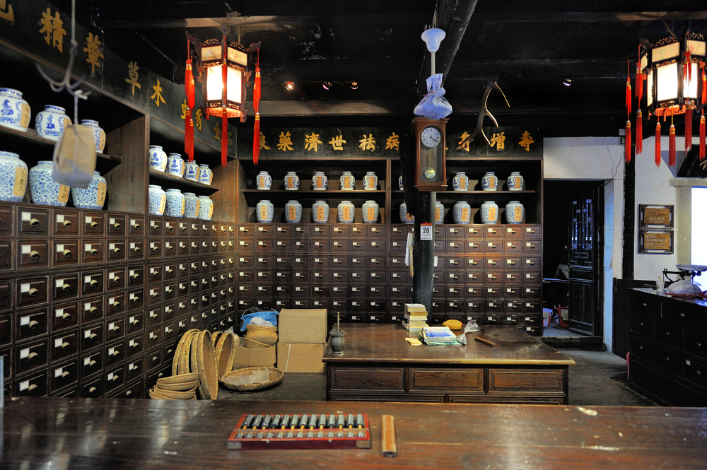 Traditional Chinese Pharmacy