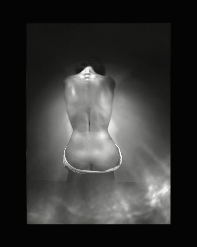 Obscures ( XX )  Épreuve à la gélatine argentique  36x 28 cm