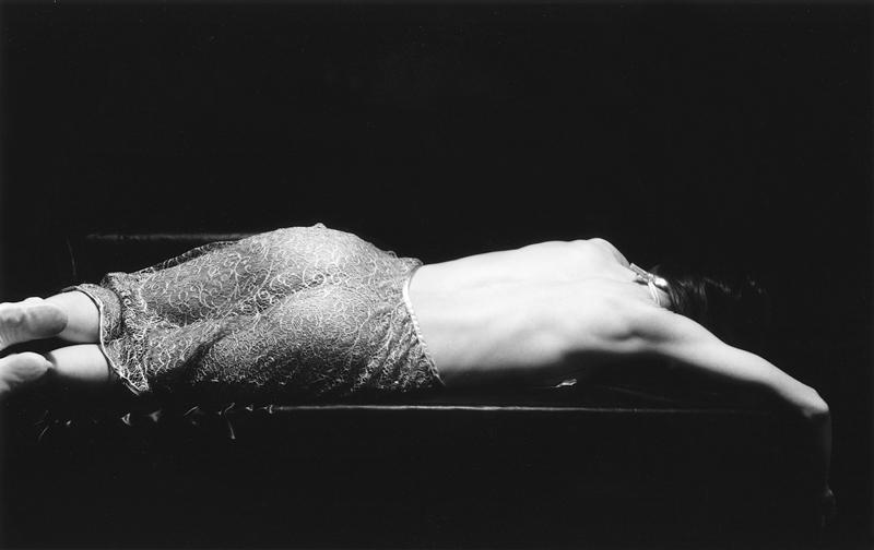 Obscures ( série n˚ 2 ) - 6  Épreuve à la gélatine argentique  102 x 152 cm