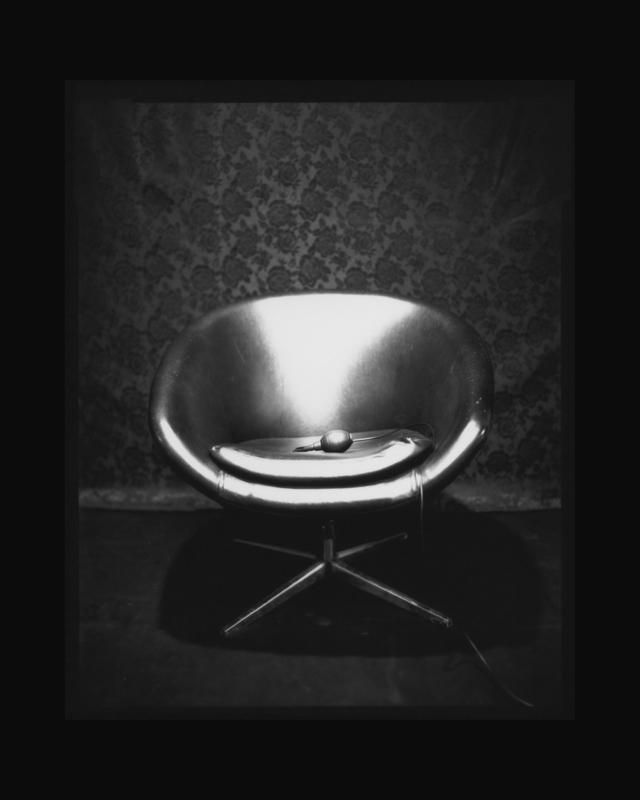 Chambres n˚ 10  Épreuve à la gélatine argentique  25 x 20 cm