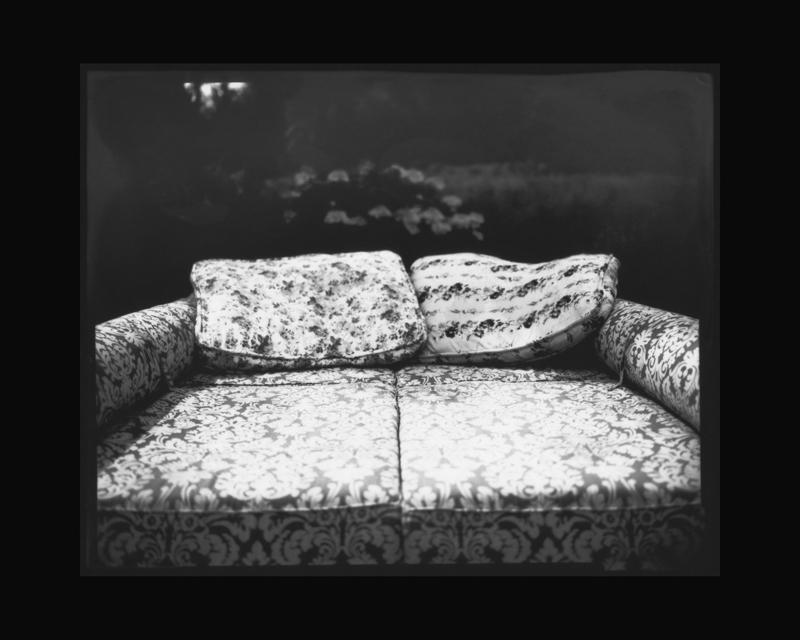 Chambres n˚ 8  Épreuve à la gélatine argentique  20 x 25 cm