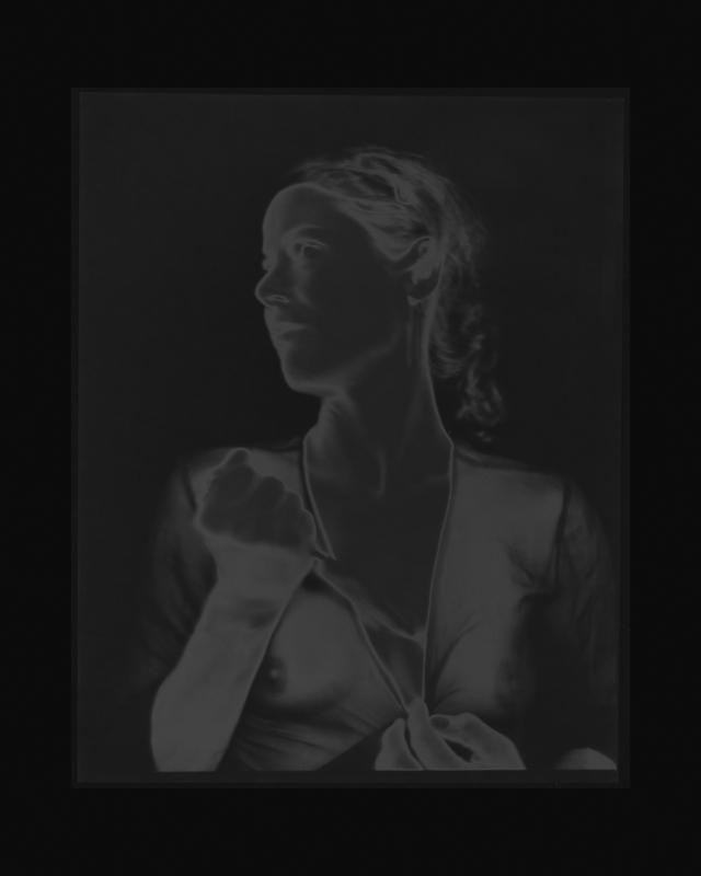 Chambres n˚ 7  Épreuve à la gélatine argentique  25 x 20 cm