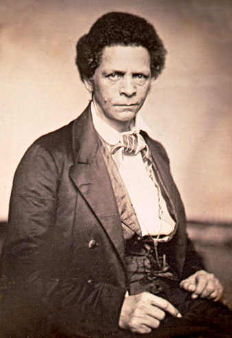 Joseph Jenkins Roberts was the first and seventh President of Liberia. Born free in Norfolk, Virginia, US, Roberts emigrated to Liberia in 1829 as a young man. He opened a trading store in Monrovia, and later engaged in politics.