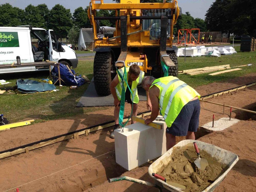 Jack Dunckley Hampton Court 2014 The Italian Job The Creation Process - 12.jpg