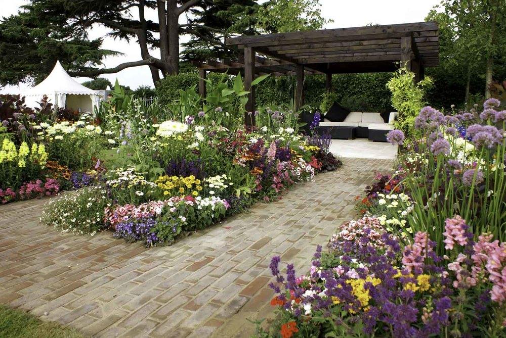 ©Jack Dunckley Landscape Design Garden Design RHS Hampton Court Palace Flower Show 2010 Birchfield Garden-3.jpg