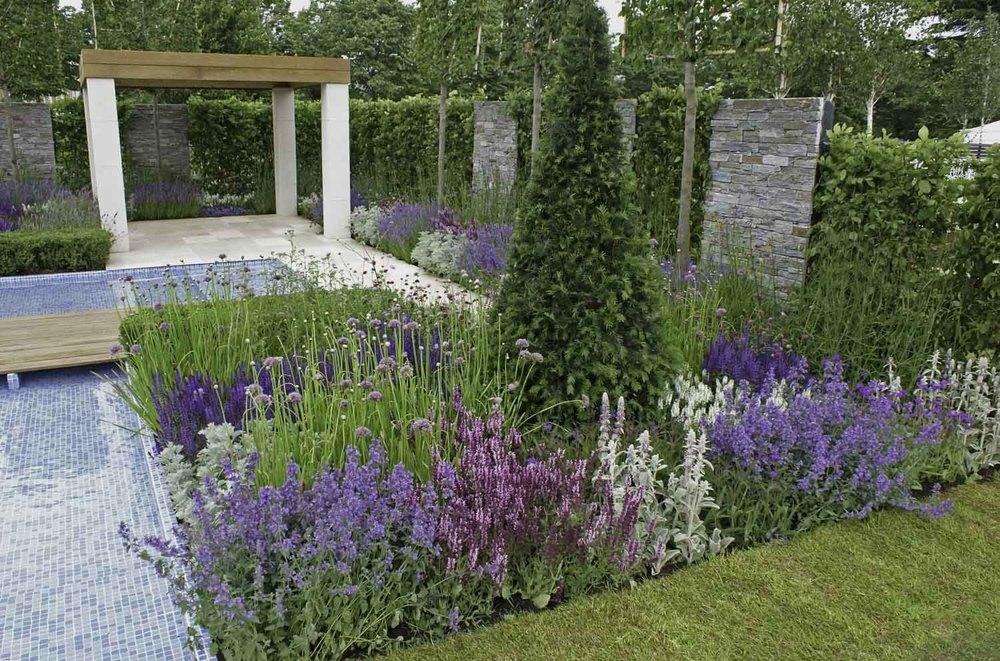©Jack Dunckley Landscape Design Garden Design RHS Hampton Court Palace Flower Show 2012 The Italian Job-2.jpg