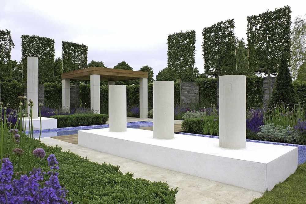 ©Jack Dunckley Landscape Design Garden Design RHS Hampton Court Palace Flower Show 2012 The Italian Job-4.jpg