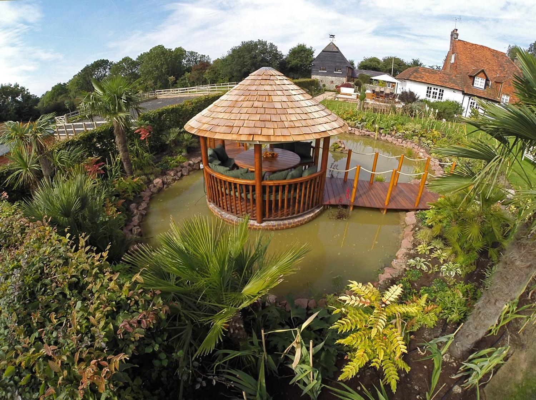 English Garden & Tropical Landscape — Jack Dunckley