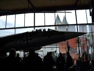 Starfighter in Niederalteich