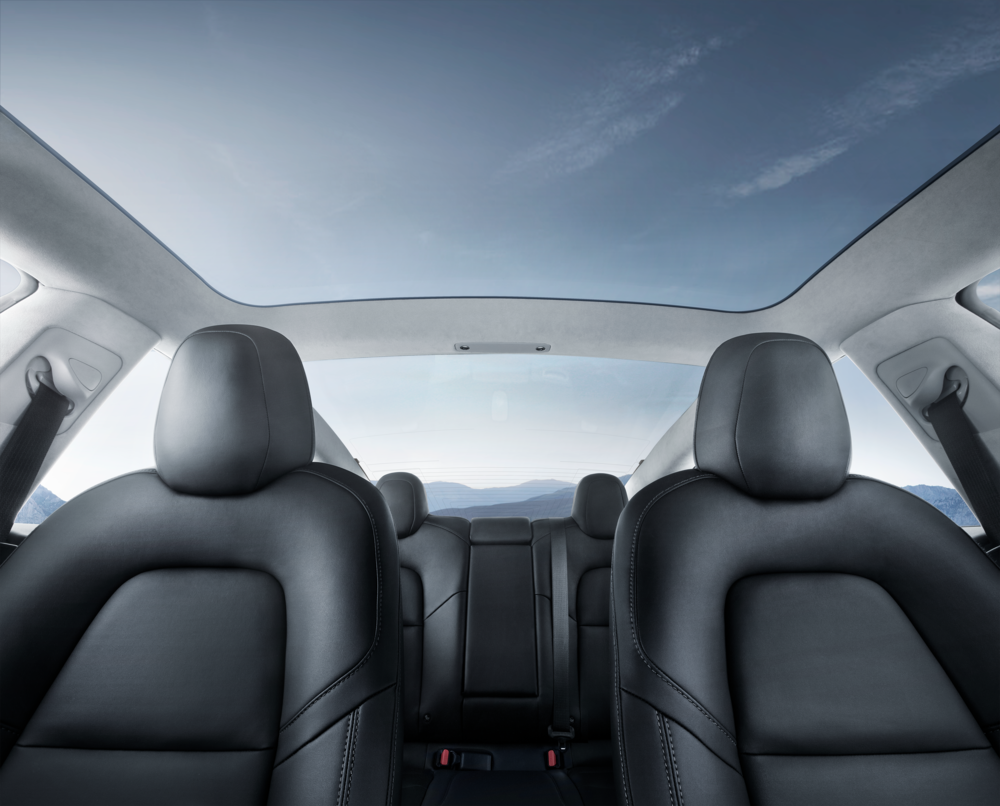 Model 3 - Interior Glass Roof Blue Sky.png