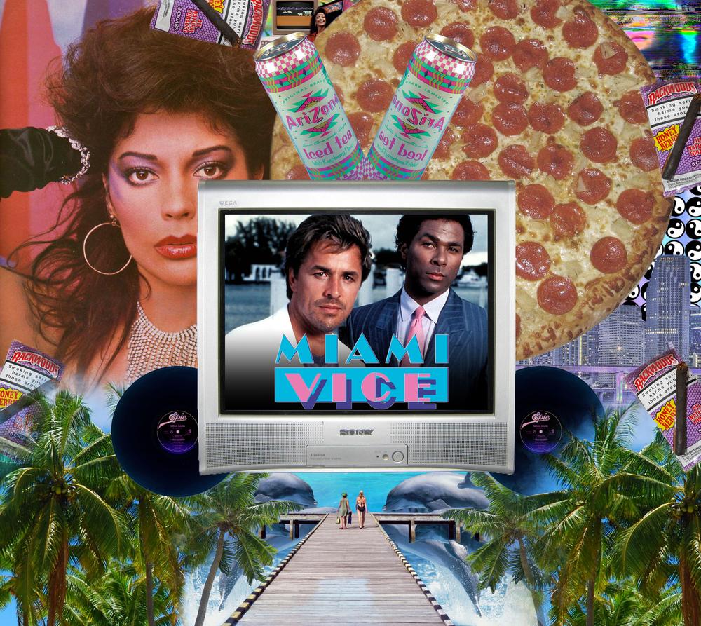 + Miami Slice