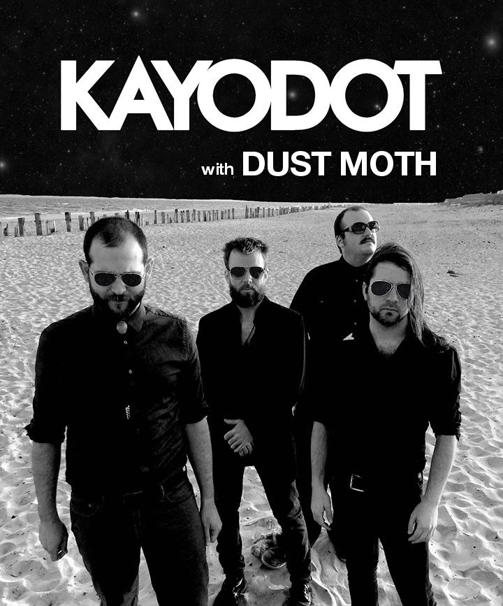 "Kayo Dot, ""Coffins on IO"" Tour 2015"