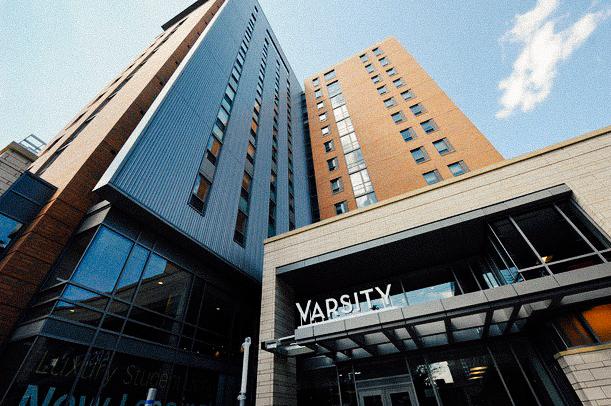 Varsity Ann Arbor