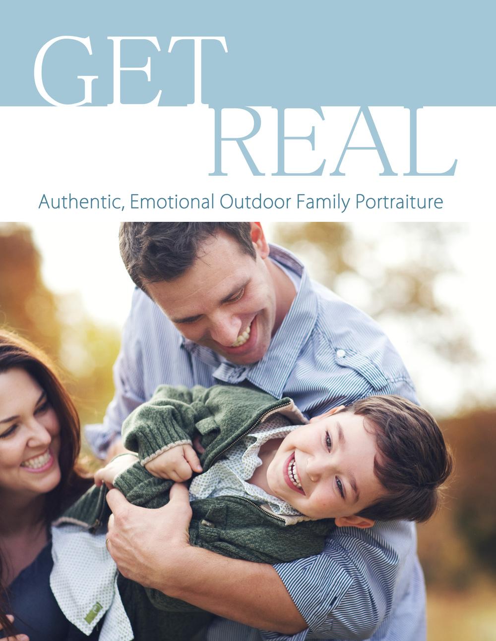 Get Real - $89 - Book + PDF