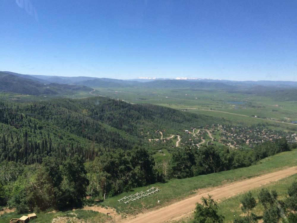 The Rocky Alps